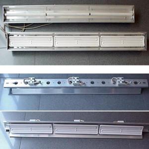 Irradiatori infrarossi al quarzo orione di bistulfi srl for Pannelli radianti infrarossi portatili