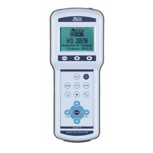 misuratore di vibrazioni