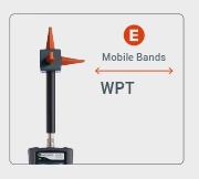 Sonde SMP2-E-MobileBands